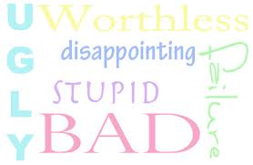 list of negative words that are demeaning and hurtful