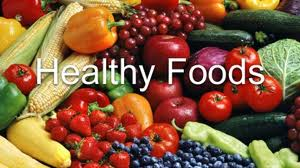 medley of healthy foods
